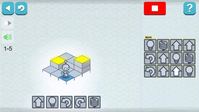 Lightbot : Code Hour無料プログラミングアプリ